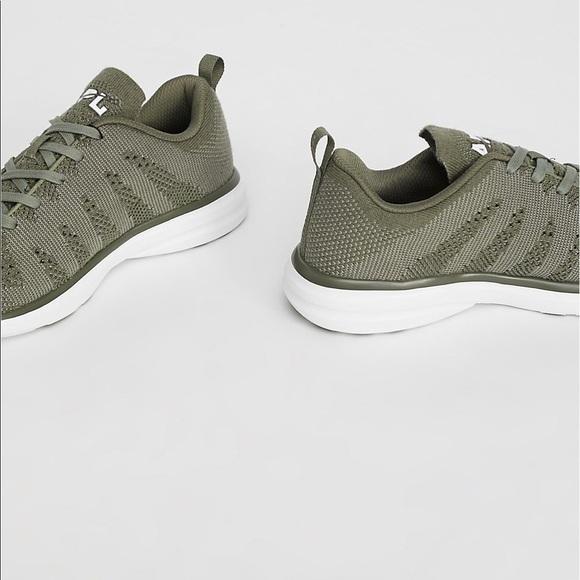 40461cc0453e APL Fatigue Green Techloom Pro CASHMERE Sneakers